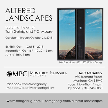Altered Landscapes Art Exhibit